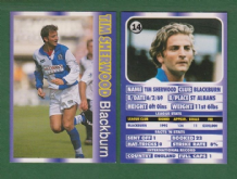 Blackburn Rovers Tim Sherwood England 14